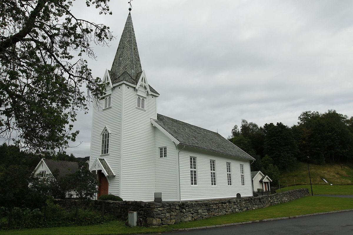 sand church  rogaland
