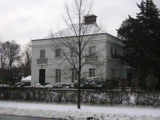 Sanderson House (Scottholm Boulevard, Syracuse, New York) United States historic place
