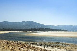 Sandlake, Oregon Unincorporated community in Oregon, United States