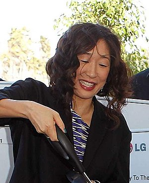 Sandra Oh - Oh at the Independent Spirit Awards, 2011