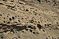 Sandstone pockets. West Coast Trail, Vancouver Island, BC, Canada (6404551579).jpg