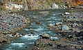 Sandy River (Old Maid Flat, west of Mt. Hood Volcano, Oregon, USA) 5 (19407447594).jpg