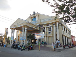 Macabebe, Pampanga - San Gabriel Parish Church