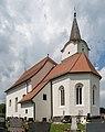 Sankt Andrae Poelling Pfarrkirche hl Johannes d T und Friedhof 15072015 5875.jpg