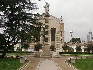 Latina, Lazio - Image: Sanmarcolatina