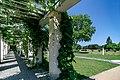 Sanssouci - Schloss Charlottenhof - Terasse DSC4608.jpg