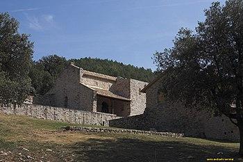 San Quirce de Pedret