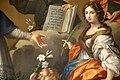 Santa Caterina e altri santi di Antonio Franchi, 1693 dettaglio 1.jpg