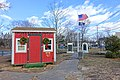 Santa and the War Memorials - Norton, Massachusetts - DSC03627.jpg