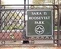 Sara D Roosevelt Park sign.jpg