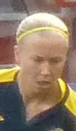 Sara Larsson - Sara Larsson in 2011