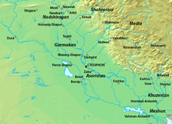 Location of Babylon