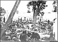 Savage Station, Va. Field hospital after the battle of June 27 LOC cwpb.01063.jpg