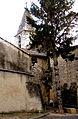 Saze Vieux village et église.JPG