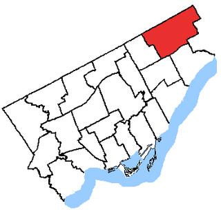 Scarborough—Rouge River (provincial electoral district) provincial electoral district of Ontario