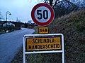 Schlindermanderscheid panneau de localisation E,9a.jpg