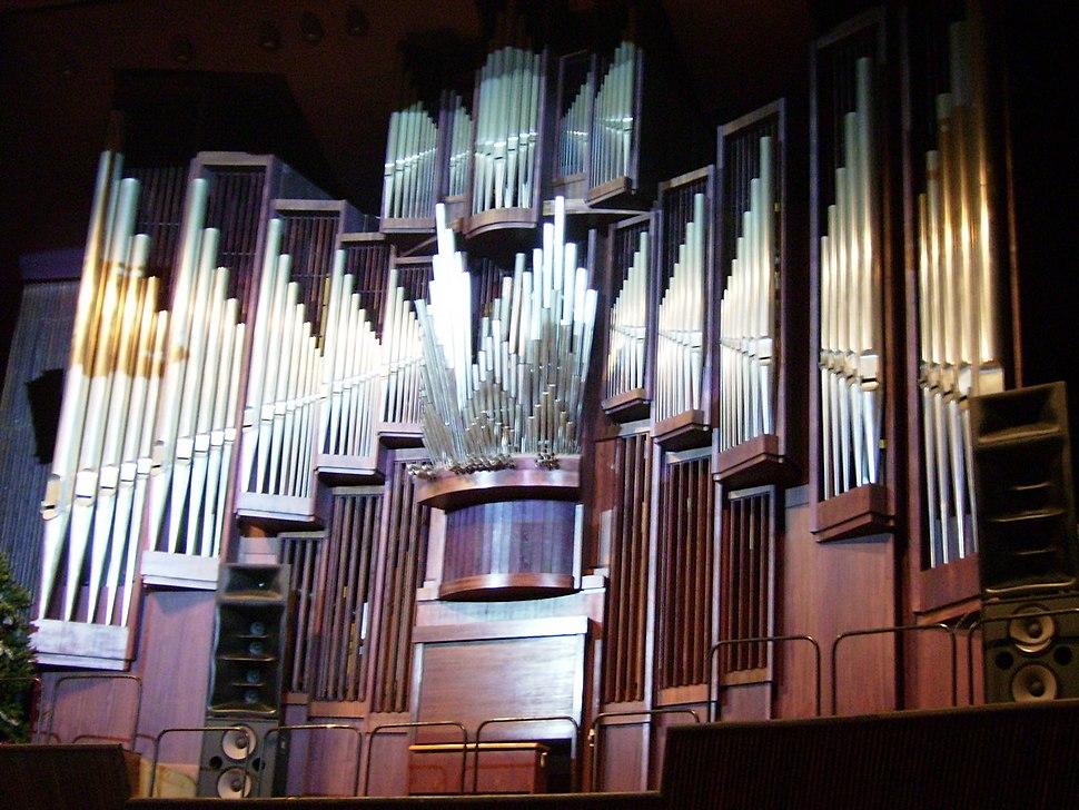 Schuke organ Varna Bulgaria