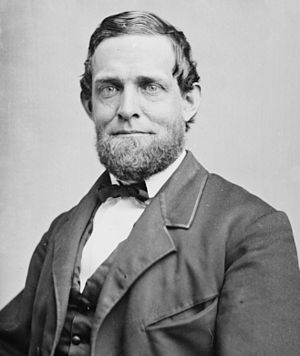 42nd United States Congress - President of the Senate Schuyler Colfax