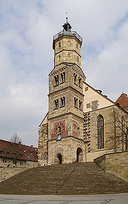 St Michael's Church, Schwäbisch Hall