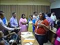 Science Career Ladder Workshop - Indo-US Exchange Programme - Science City - Kolkata 2008-09-17 000033.jpeg