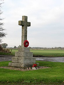 Scottow War Memorial - geograph.org.uk - 615774.jpg