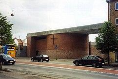 Iglesia de San Antonio, Brønshøj, København (1970-1972)