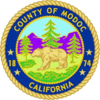 Official seal of Modoc County, California