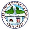 Official seal of Monterey Park, California