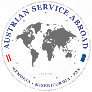 Austrian Service Abroad organization in Austria