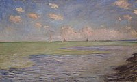 Seascape at Pourville by Claude Monet, Columbus Museum of Art .jpg