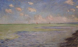 Seascape at Pourville