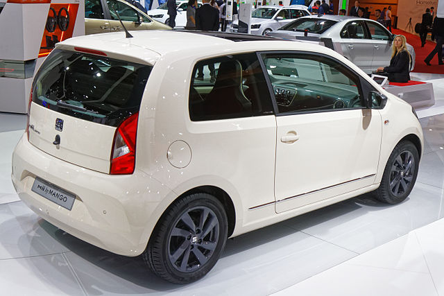Seat Mii by MANGO - Mondial de l'Automobile de Paris 2014 - 004