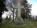 Seattle - Lake View Cemetery - Leary-Ferry family plot.jpg