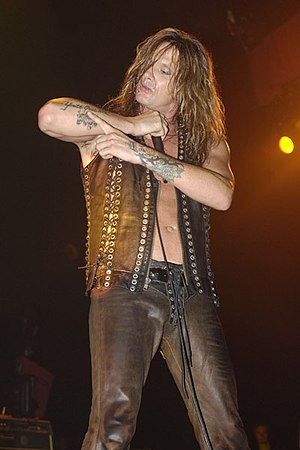 Supergroup (TV series) - Sebastian Bach