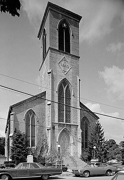 Second Reformed Dutch Church, 209 Fair Street, Kingston (Ulster County, New York).jpg