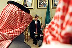 File:Secretary Kerry Speaks to Saudi, U.S. Media in Riyadh (11780304564).jpg