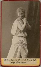 Selma Eklund, rollporträtt - SMV - H2 180.tif