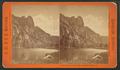 Sentinel Rock, 3270 feet high, Yosemite Valley, Cal, by J. W. & J. S. Moulton.png