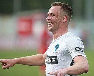 Sergei Kornilenko Belarusian professional footballer