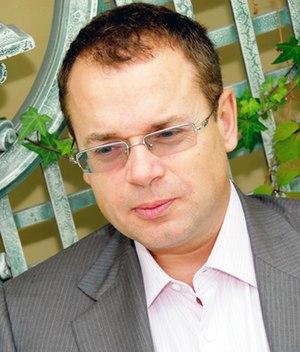 Sergey Grishin (businessman) - Image: Sergey grishin 1