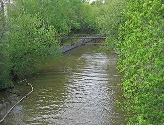 Setun River - Image: Setun river
