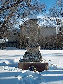 Seven Oaks Monument 1