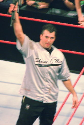 WrestleMania XV - Shane McMahon defended the European Championship