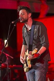 Shane Nicholson (singer) Australian singer