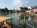 Shanghai Qingpu - Zhujiajiao IMG 8269 Dianpu River.jpg