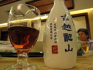<i>Huangjiu</i> Alcoholic beverage