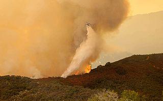 2016 California wildfires