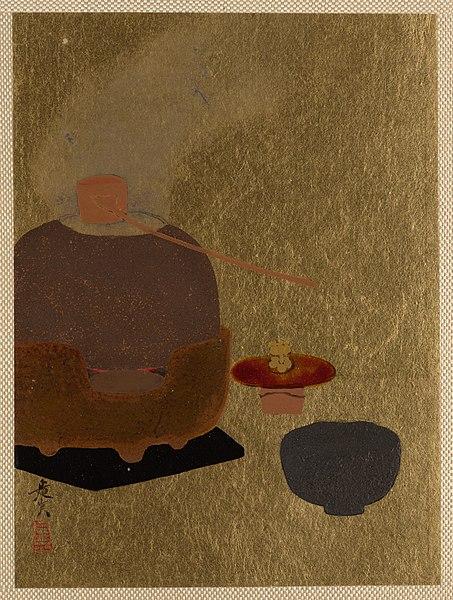 shibata zeshin - image 4