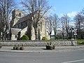 Shireoaks - St. Lukes Church and Memorial - geograph.org.uk - 771130.jpg