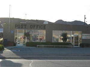 Shoshone, California - Shoshone Post Office